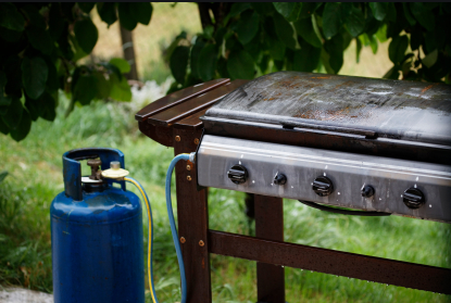Gas Grilling Safety Tips
