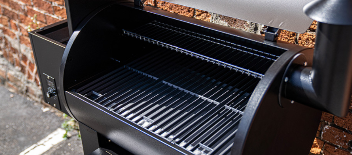 How To Clean Grill Burners -- step by step method