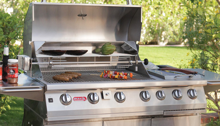 how long should a gas grill last