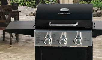 Best Gas Grill for Apartment Balcony