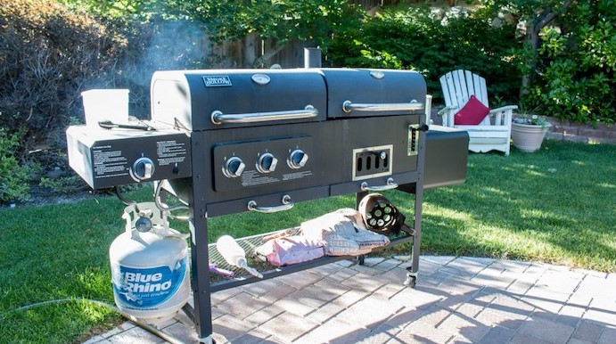 How Do you Convert a Natural Gas Grill to Propane?