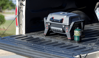 How To Light A Portable Propane Grill?