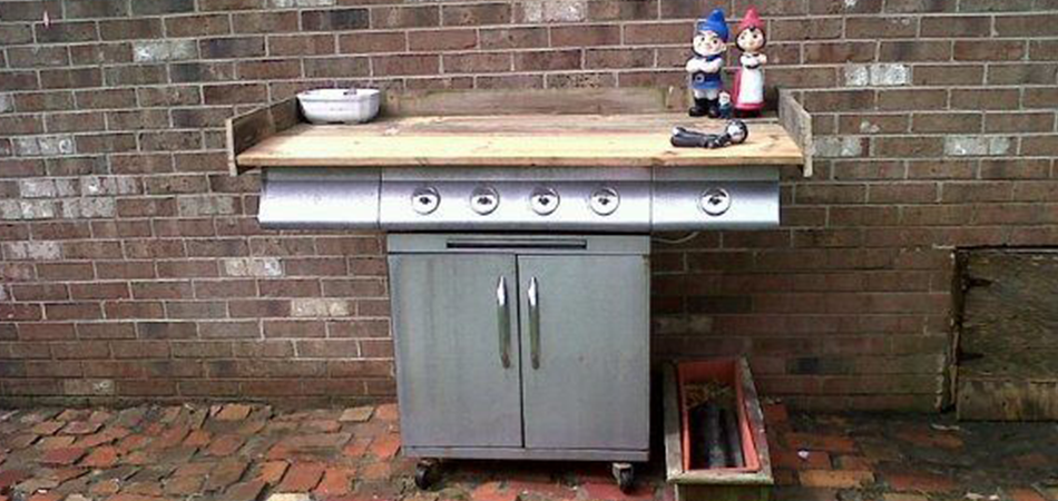 What To Do With Old Gas Grill?